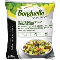 Смесь овощная Bonduelle для жарки Гурман гриль быстрозамороженная