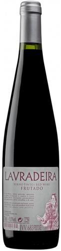 Игристое вино Lavradeira красное полусухое