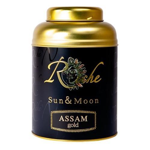 Чай Riche Natur Assam Gold черный крупнолистовой