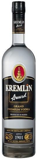 Водка KREMLIN Award Classic Vodka 40%