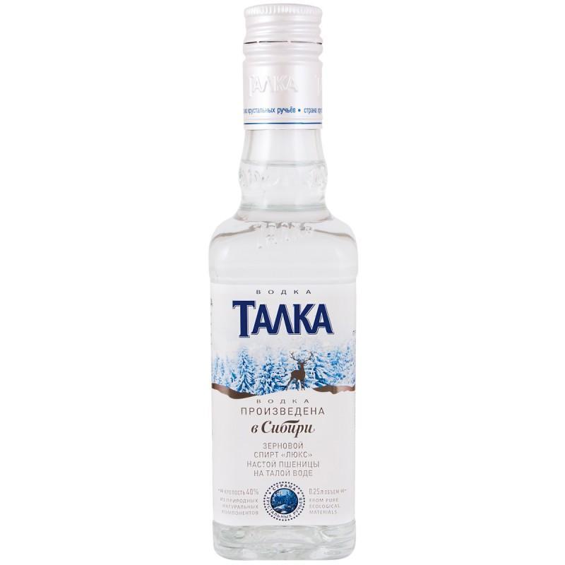 Водка Талка 40%