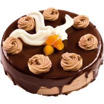 Торт У палыча шоколадный с апельсином  750 гр.