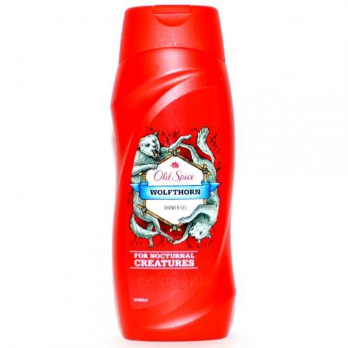 Гель для душа Old Spice Wolfthorn