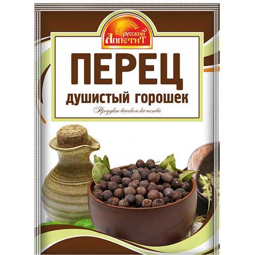 Приправа Русский аппетит душистый горошек