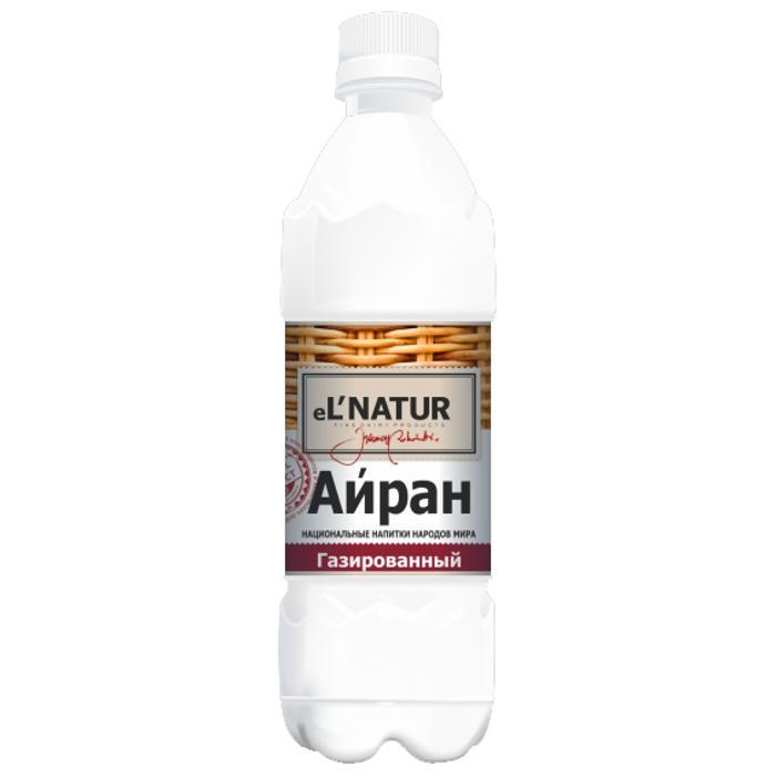 Напиток кисломолочный El`Natur Айран