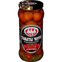 Томаты Скатерть-самобранка Черри маринованные отборные