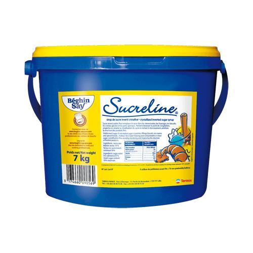 Сахар Sucreline Тримолин инвертный кондитерский жидкий