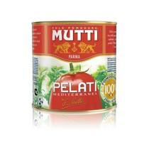 Помидоры Mutti очищенные
