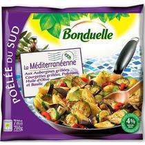 Смесь овощная Bonduelle Средиземноморская для жарки