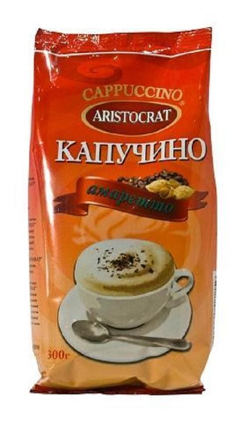 Кофе Aristocrat Амаретто капучино