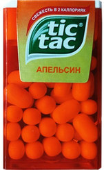 Драже Тик-так Апельсин