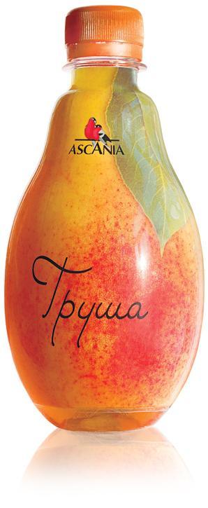 Газированный напиток Ascania Груша