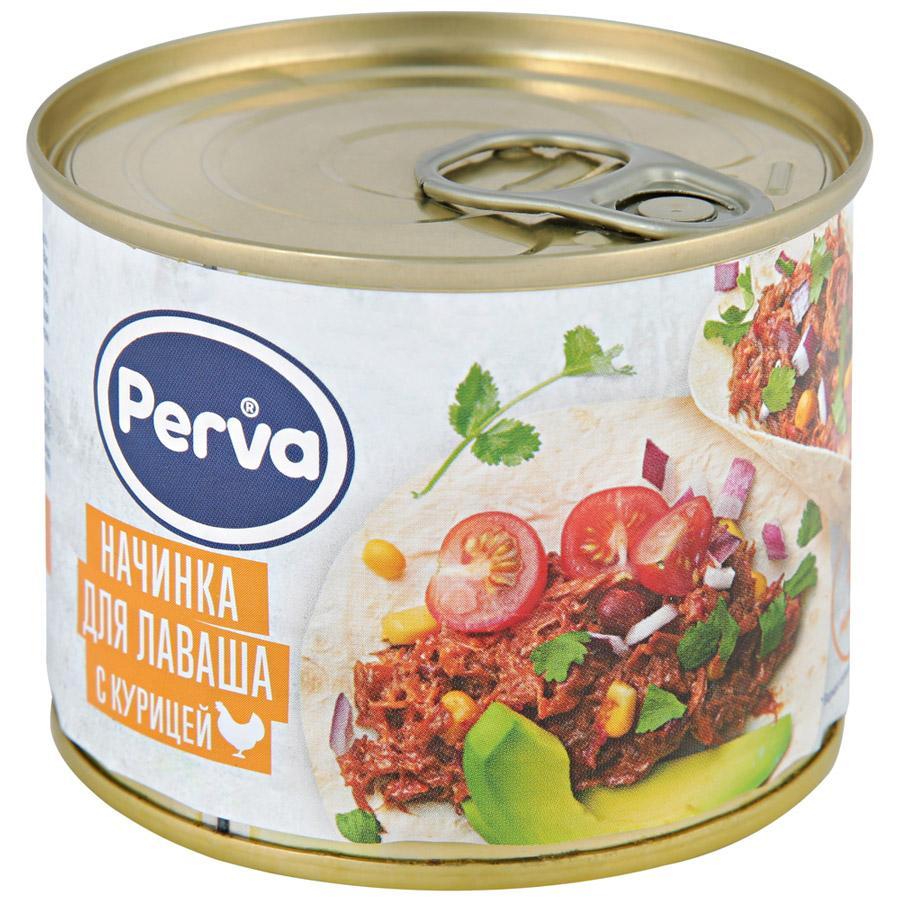 Начинка Perva для лаваша с курицей