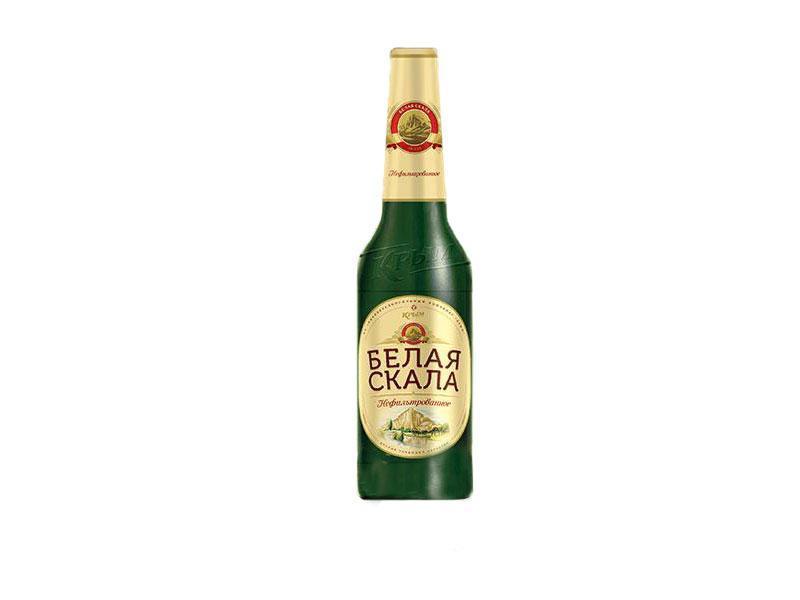 Пивной напиток Крым Белая скала