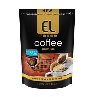 Кофе ELPassa растворимый
