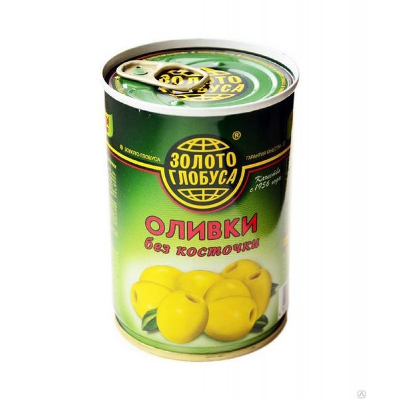 Маслины Золото Глобуса без косточки