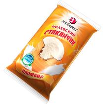 Мороженое пломбир Филевское с шоколадной глазурью 100 г