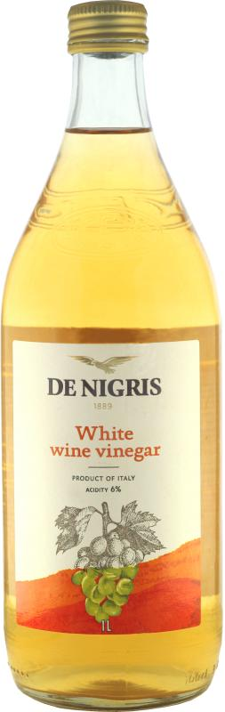 Уксус De Nigris White wine vinegar
