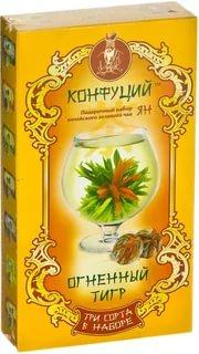 Чай Конфуций Зеленый набор
