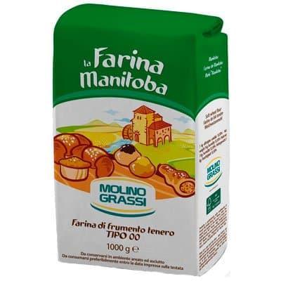 Мука Molino Grassi Гранито из мягких сортов пшеницы