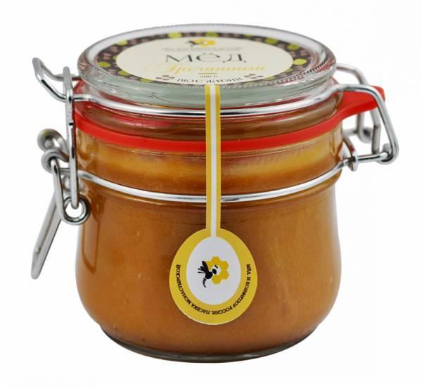 Мед Золотая Пчелка Горный