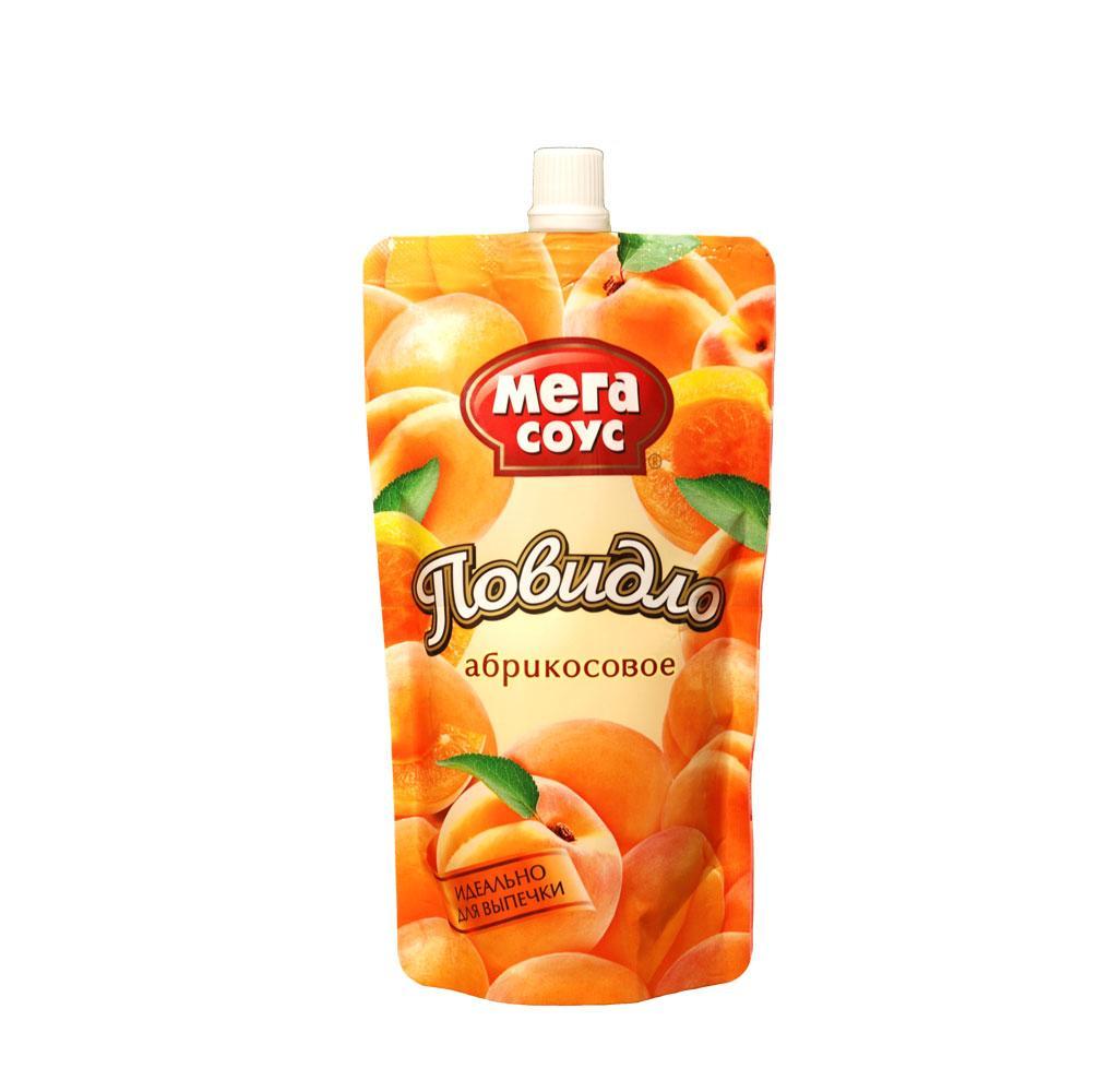 Повидло Мега-Соус Абрикосовое