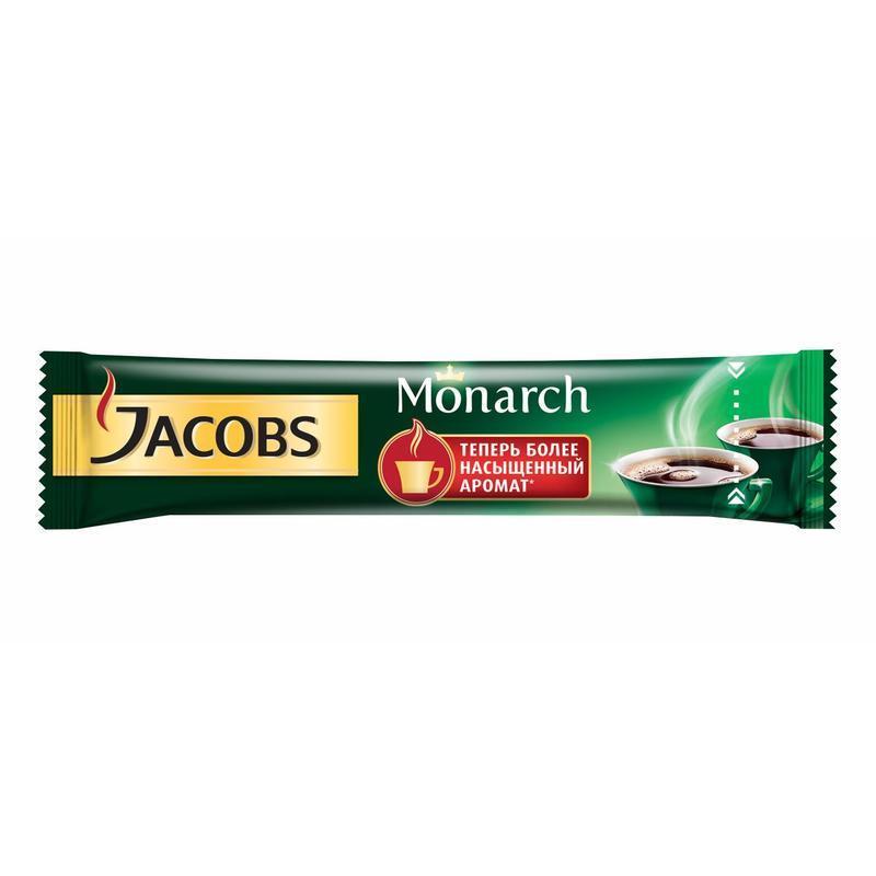 Кофе Jacobs Monarch растворимый