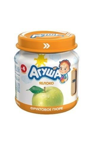 Пюре Агуша яблоко 115г