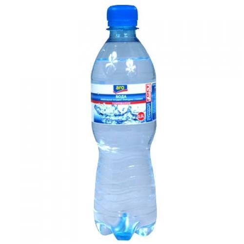Минеральная вода Aro газированная