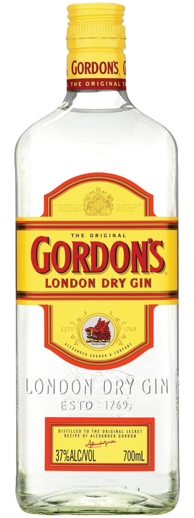 Джин Gordons, Великобритания