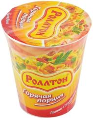 Ролтон Суп Стакан Мясной