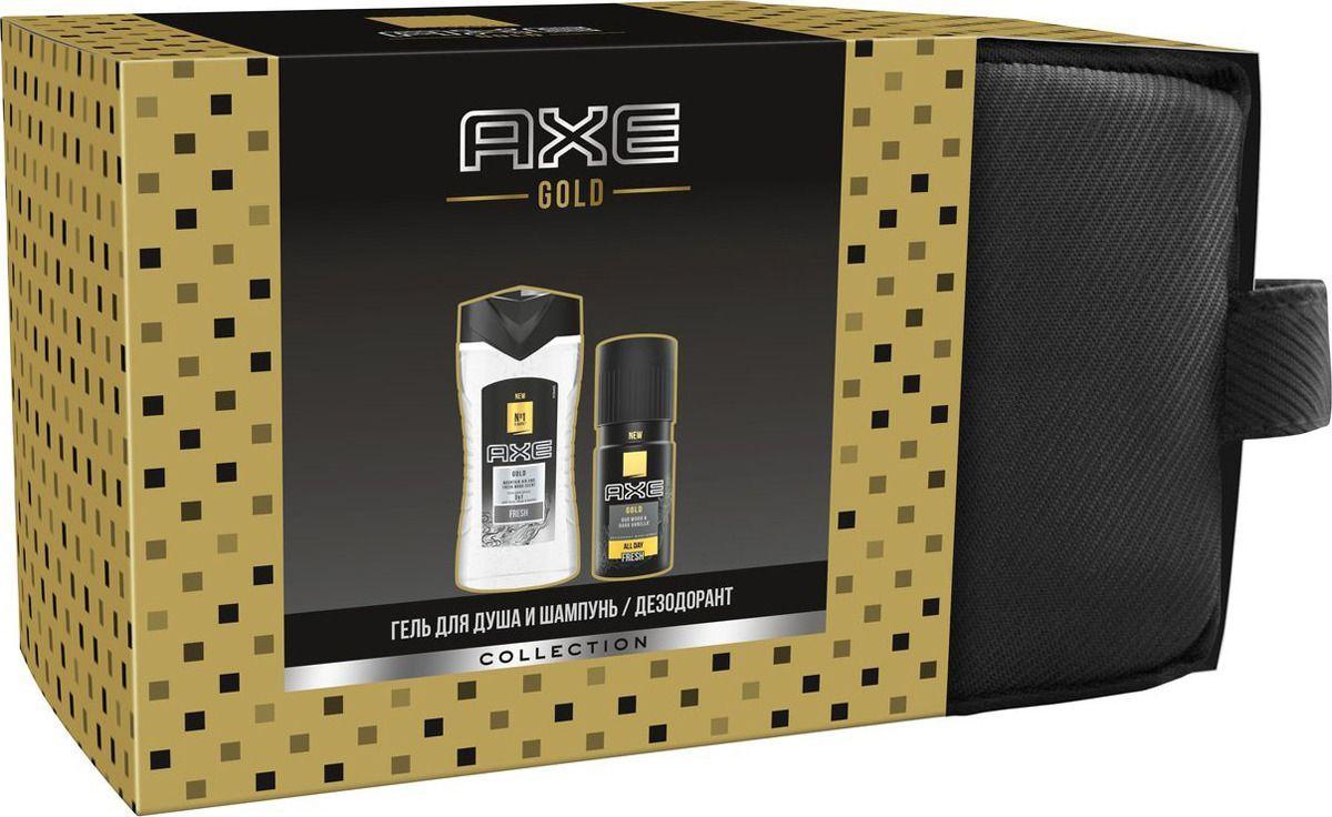 Подарочный набор Axe Gold 3 предмета