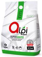 Стиральный порошок GraSS Alpi Expert для белого белья