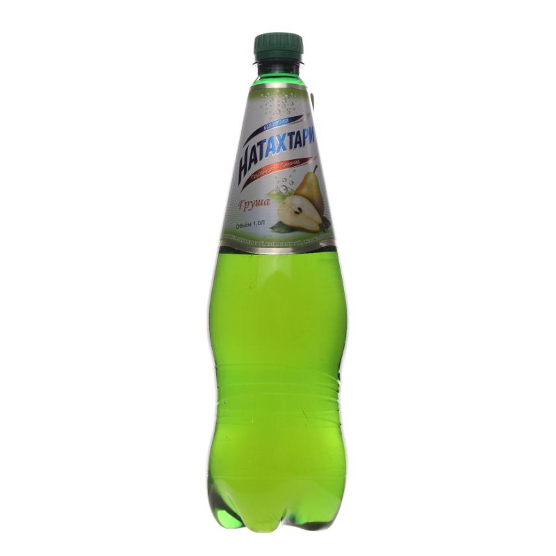Газированный напиток Натахтари груша