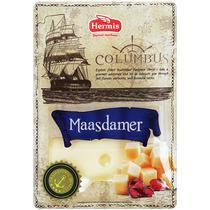 COLUMBUS Сыр МААСДАМЕР 50% нар.125г