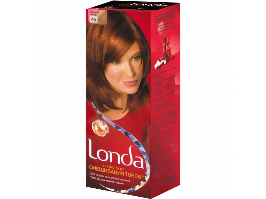 Крем-краска для волос Londa стойкая 46 медный тициан
