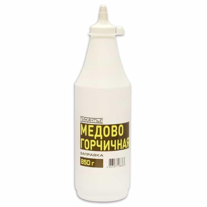 Соус Пикантье Медово-горчичная заправка