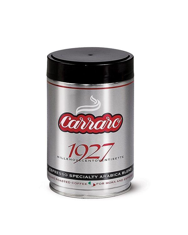 Кофе Carraro 1927 Arabica 100% кофе молотый 250 гр.