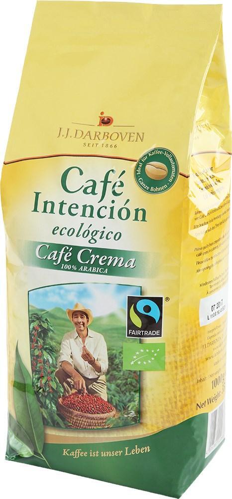 Кофе Darboven Intencion Ecologico в зернах