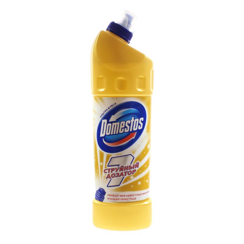 Чистящее средство Domestos Ультра Блеск для унитаза