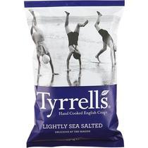 Чипсы Tyrrells Lightly Sea Salted