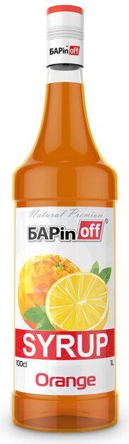Сироп Barinoff Апельсин
