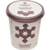 Мороженое Айскейк Бельгийский шоколад 330 г