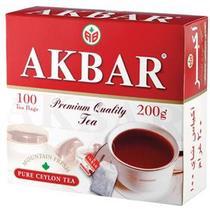 Чай Akbar Mountain Fresh черный в пакетиках