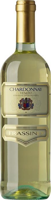 Вино Фрассино Шардоне дель Венето / Frassinо Chardonnay del Veneto,  Шардоне,  Белое Сухое, Италия