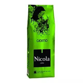 Кофе Nikola Giorno в зернах