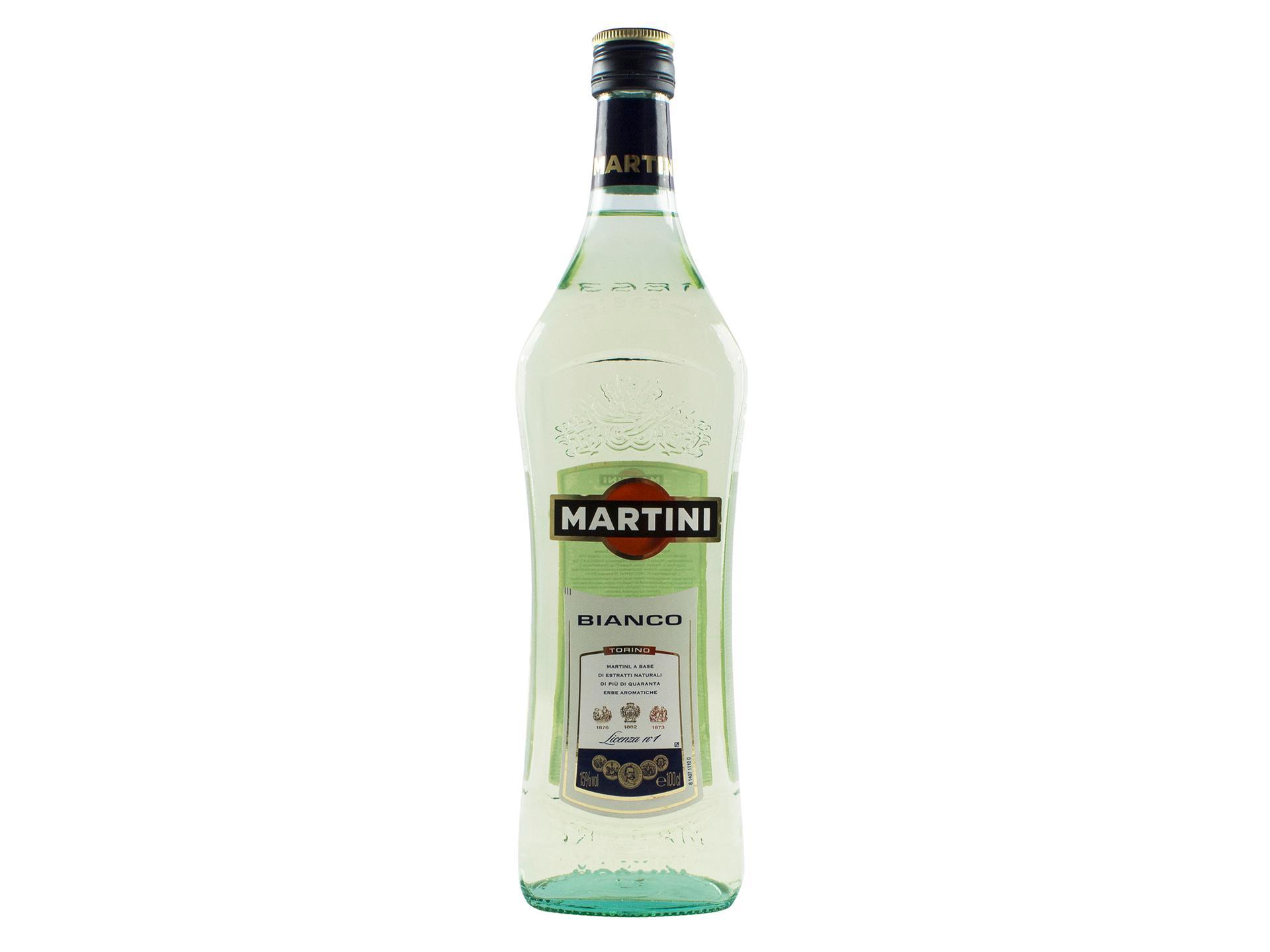Ликер Martini Bianco сладкий белый 15%