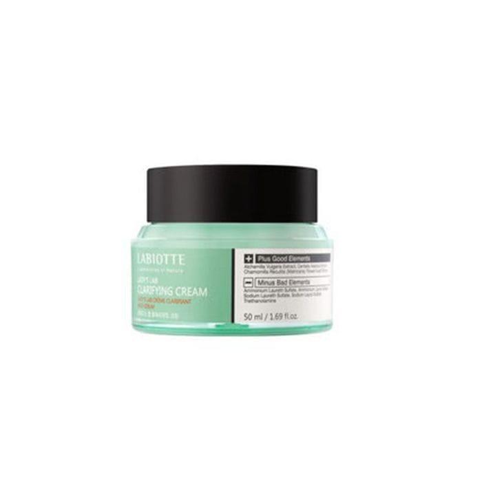 Крем Labiotte Ladys Lab Clarifying Cream успокаивающий для проблемной кожи
