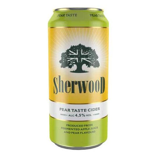 Сидр Sherwood Pear сладкий 4,5%