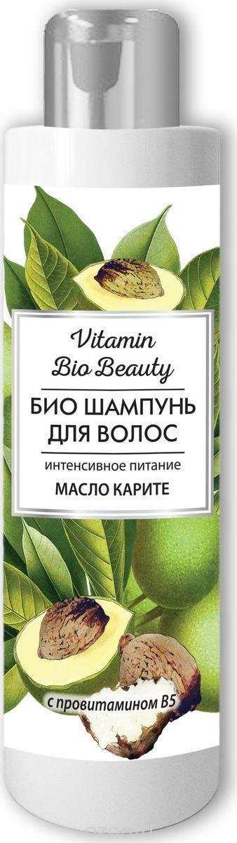 Vitamin Bio Beauty Шампунь масло карите интенсивное питание